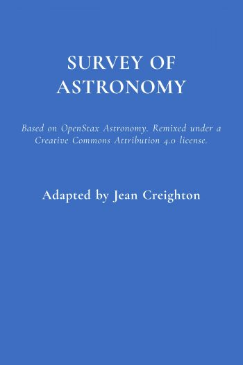 Cover image for Survey of Astronomy