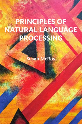 Cover image for Principles of Natural Language Processing